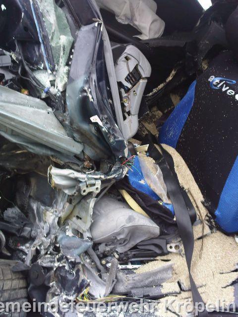 A-Säule / Fahrersitz